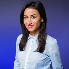 Violeta Anghel Real Estate Agent